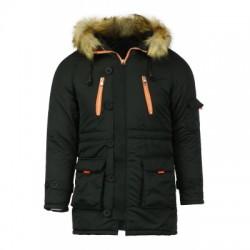 Hooded Long Sleeves Coat