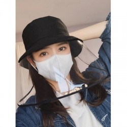 Face Shield Protective Bucket Hat