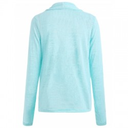 Cross Drape Wrap Sweater